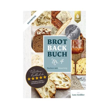 Brotbackbuch Nr. 4 von Lutz Geißler